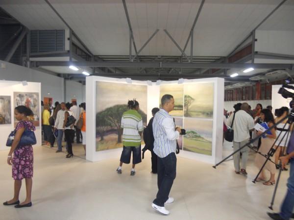 Exposition figurations caribéennes