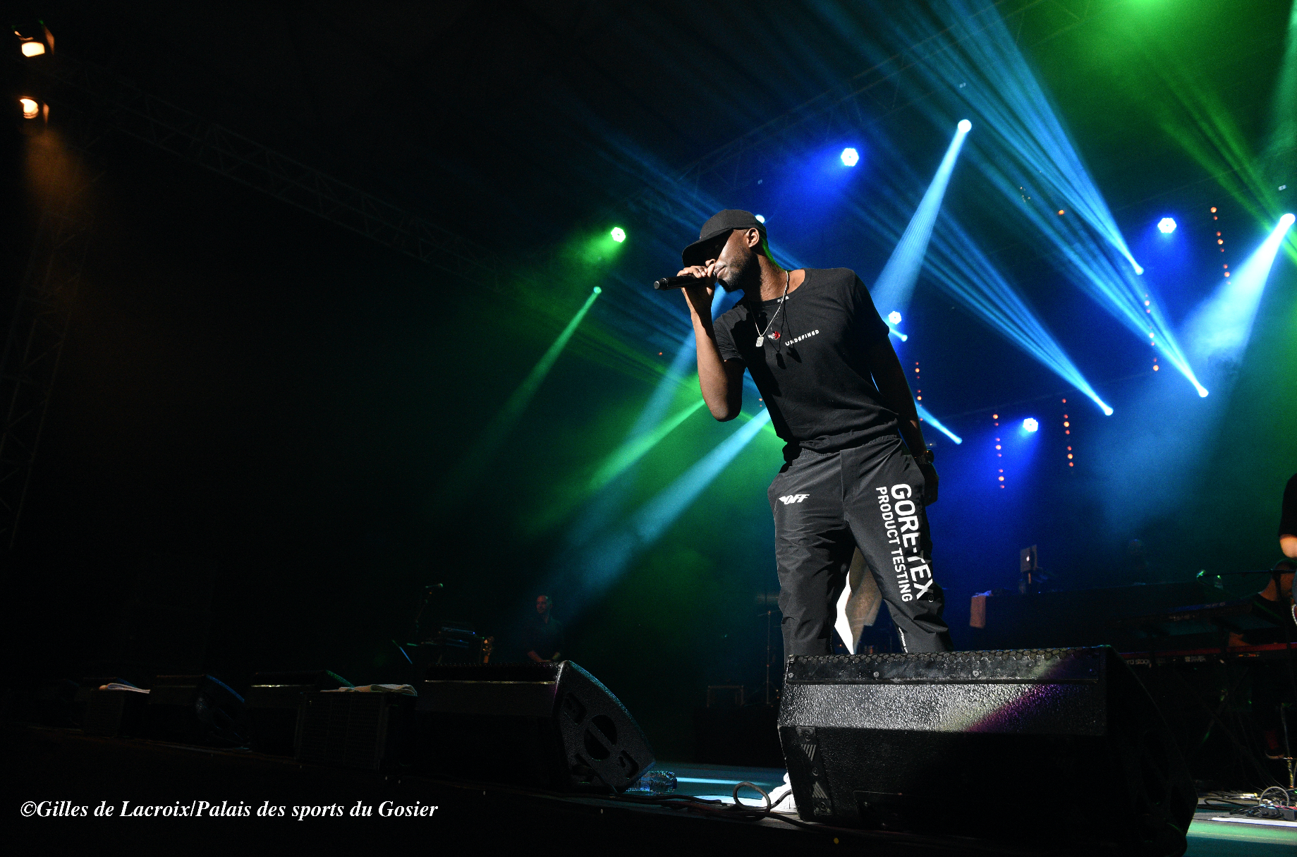 Dadju - Dim 14 Avril - Palais des Sports du Gosier