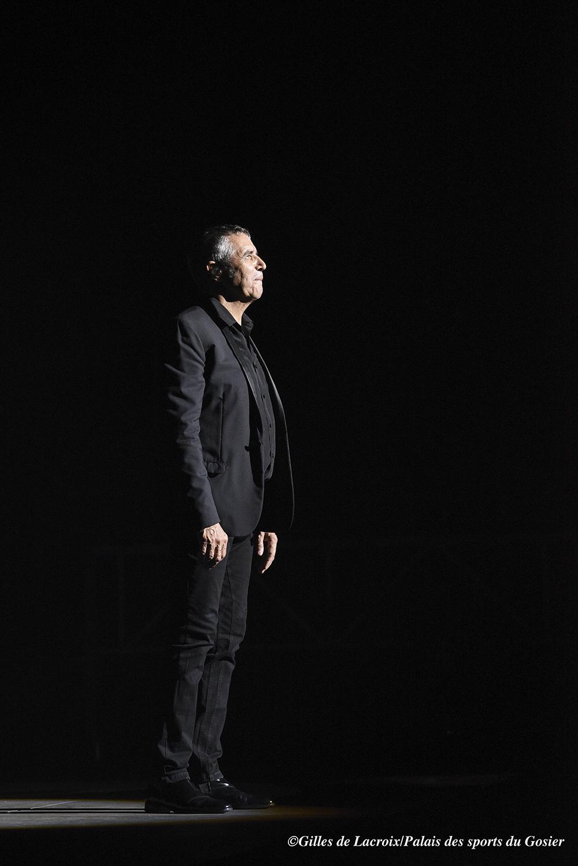 Julien Clerc « La tournée des 50 ans »